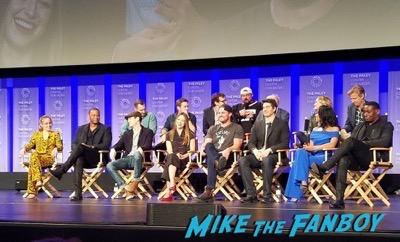 Paleyfest 2017: The Heroes & Aliens Panel7