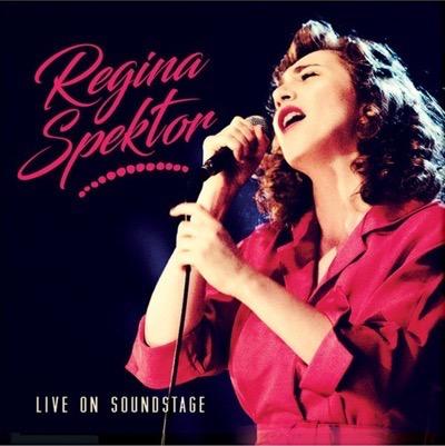Regina Spektor signed autograph CD 1