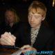 Rupert Grint signing autographs snatch premiere 1