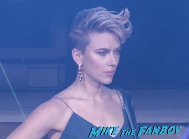 Scarlett Johansson ghost in the shell japan premiere 16