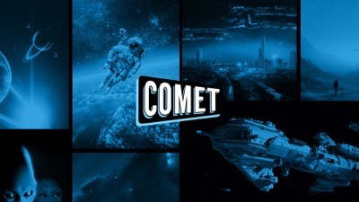 Comet TV app roku apple tv info