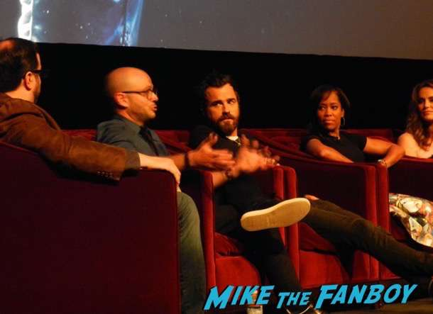The Leftovers FYC q and a meeting Justin Theroux 1