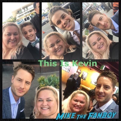 Justin Hartley fan photo this is us
