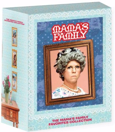 Mama's Family Favorites Collection DVD Box Set