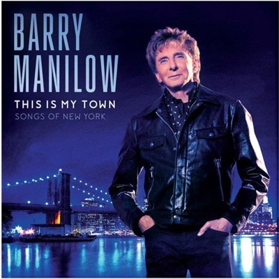 barry manilow signed cd1