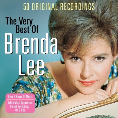 Brenda Lee best of lp CD Cover