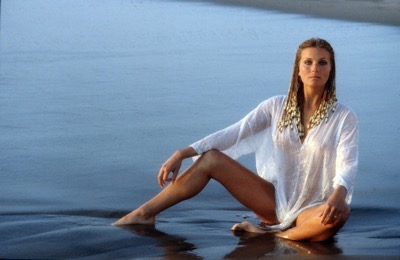 Bo Derek swimsuit hot rare