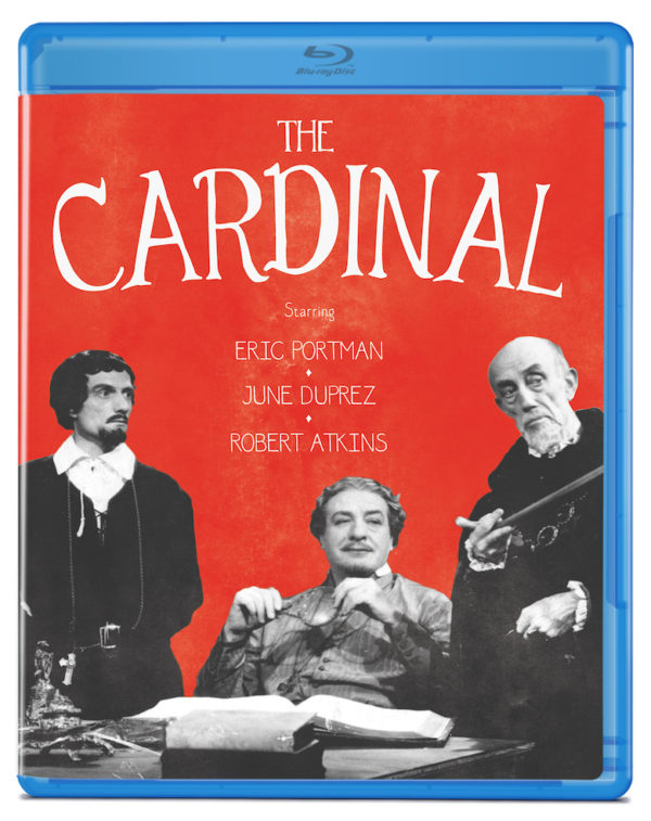The Cardinal (1936) blu ray