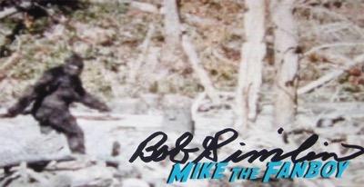 gimlin_bob signed autograph photo psa