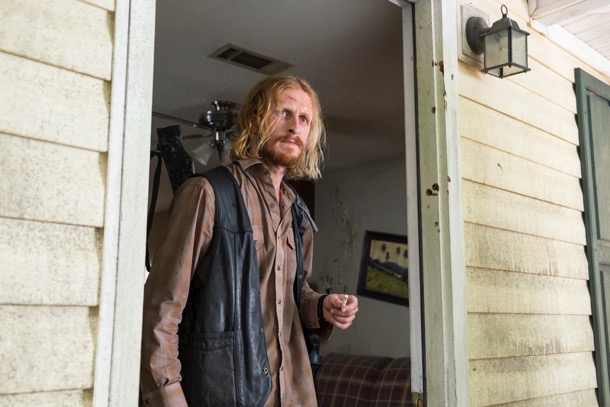 Austin Amelio as Dwight - The Walking Dead _ Season 7, Episode 11 - Photo Credit: Gene Page/AMC