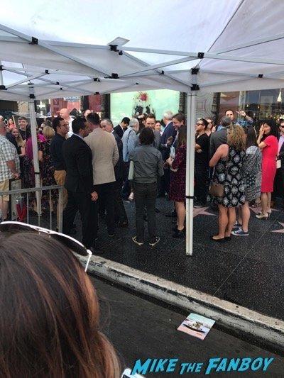 Chris Pratt walk of fame star ceremony meeting fans signing autographs 3Chris Pratt walk of fame star ceremony meeting fans signing autographs 3
