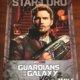 Chris Pratt signed autograph guardians of the Galaxy vol 2 poster psa