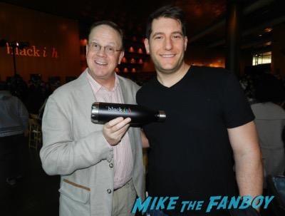 Peter Mackenzie meeting fans the contenders fyc 2017
