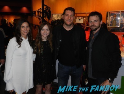 the cast of casual meeting fans the mick the contenders event fyc 2017