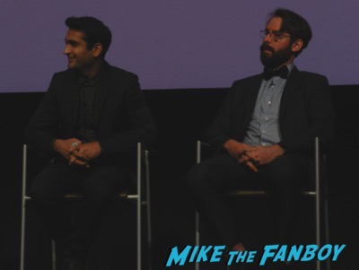Silicon Valley FYC q and a meeting fans