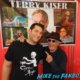 Terry Kiser fan photo meeting fans