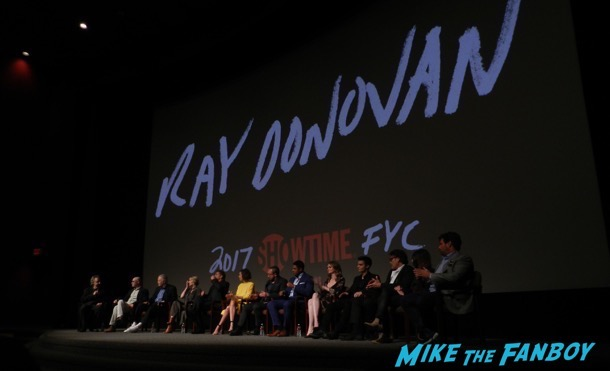 Ray Donovan FYC Panel Jon Voight Meeting fans 1