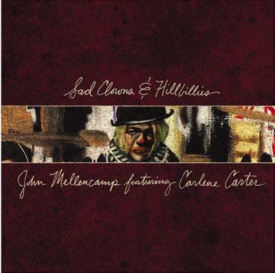 John Cougar Mellencamp signed cd autograph