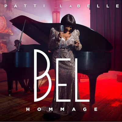 PATTI LABELLE  Bel Hommage With Autographed CD Booklet