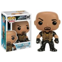 The Rock pop vinyl funko