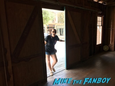 Visiting The Warner Bros Ranch Blondie Street Tour 21