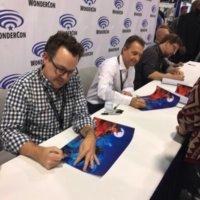 Wondercon trollhunters autograph signing 2017