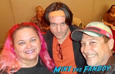 andras jones meeting fans monsterpalooza