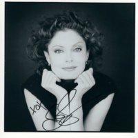 Susan Sarandon signed autograph photo TTM PSA
