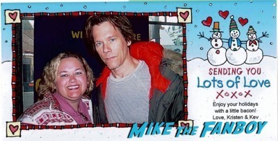 kevin bacon christmas card