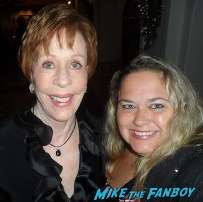 Carol Burnett Fan photo 2017