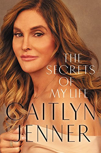 Caitlyn Jenner signed book
