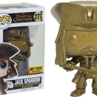 The Funko Friday Five! The Best Pop Vinyls Of The Week! Baywatch! Pirates of the Caribbean 2016 Exclusives! And More!