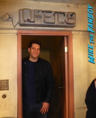 Bates Motel FYC Meeting Freddie Highmore Vera Farmiga 19
