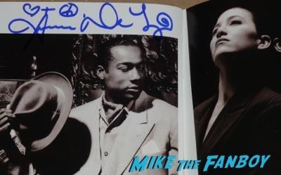 Niki Haris Signed signature autograph