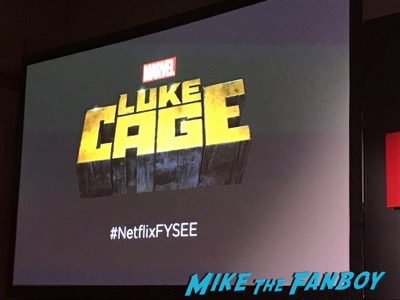 Luke Cage FYC Panel 1