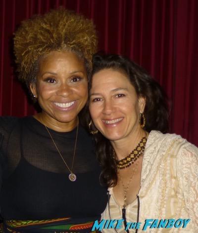 Niki Haris and Donna De Lory