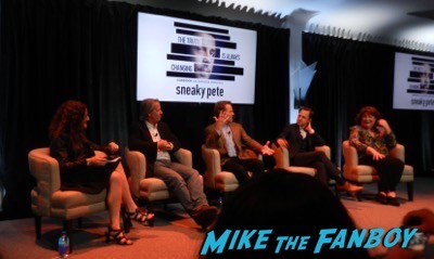 Sneaky Pete FYC Panel Bryan Cranston meeting fans 2