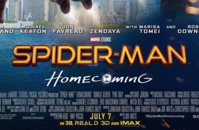 Spider man homecoming poster 2