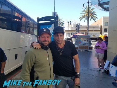 richard grieco meeting fans