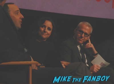 VEEP FYC Panel 2017 Julia Louis-Dreyfus meeting fans 26