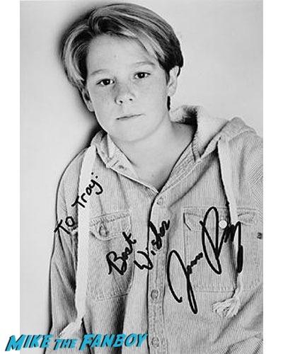 jason dohring signed autograph