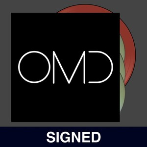 OMD signed CD
