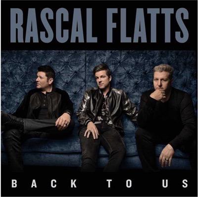 rascal flatts signed cd1
