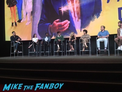 Search Party FYC panel q and a