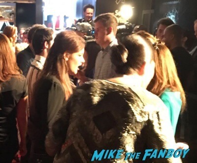 13 Reasons Why FYSee Panel katherine langford and dylan minnette meeting fans 3
