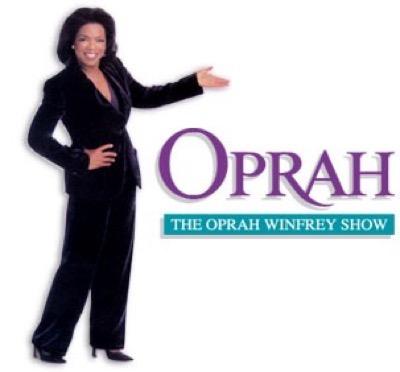 the oprah winfrey show logo