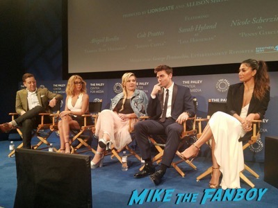 Dirty Dancing q and a paley center 1