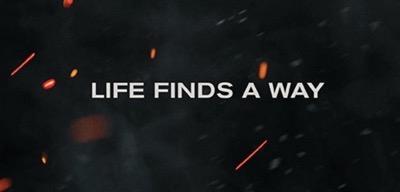 Jurassic World Fallen Kingdom teaser poster one sheet 1