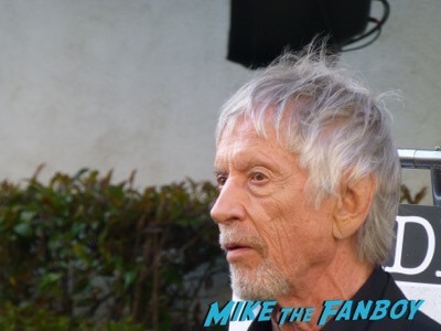 Leftovers FYC Finale Screening Scott Glenn Meeting Fans signing autographs 4