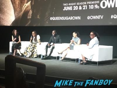 Oprah Winfrey meeting fans queen sugar fyc panel 1